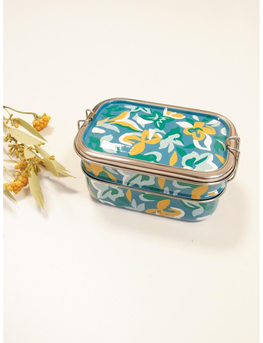 Lunch box Zinnia Orage