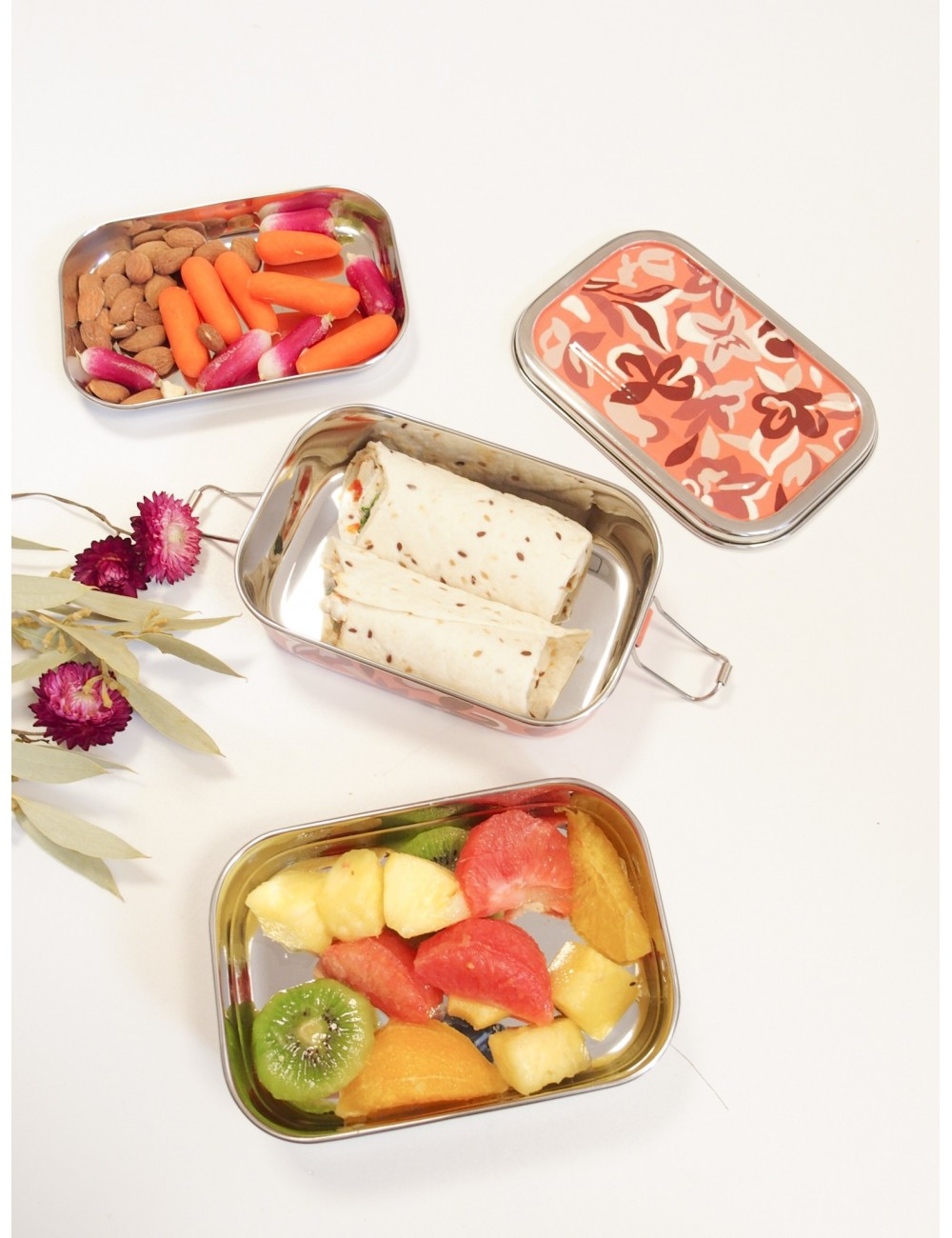 Lunch box Zinnia Bluh