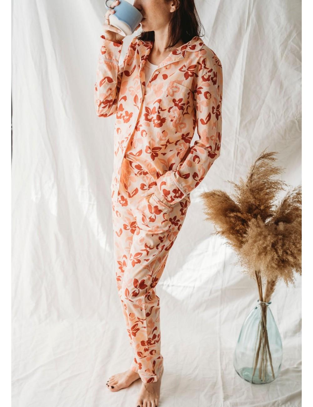 Pyjama - Zinnia Blush