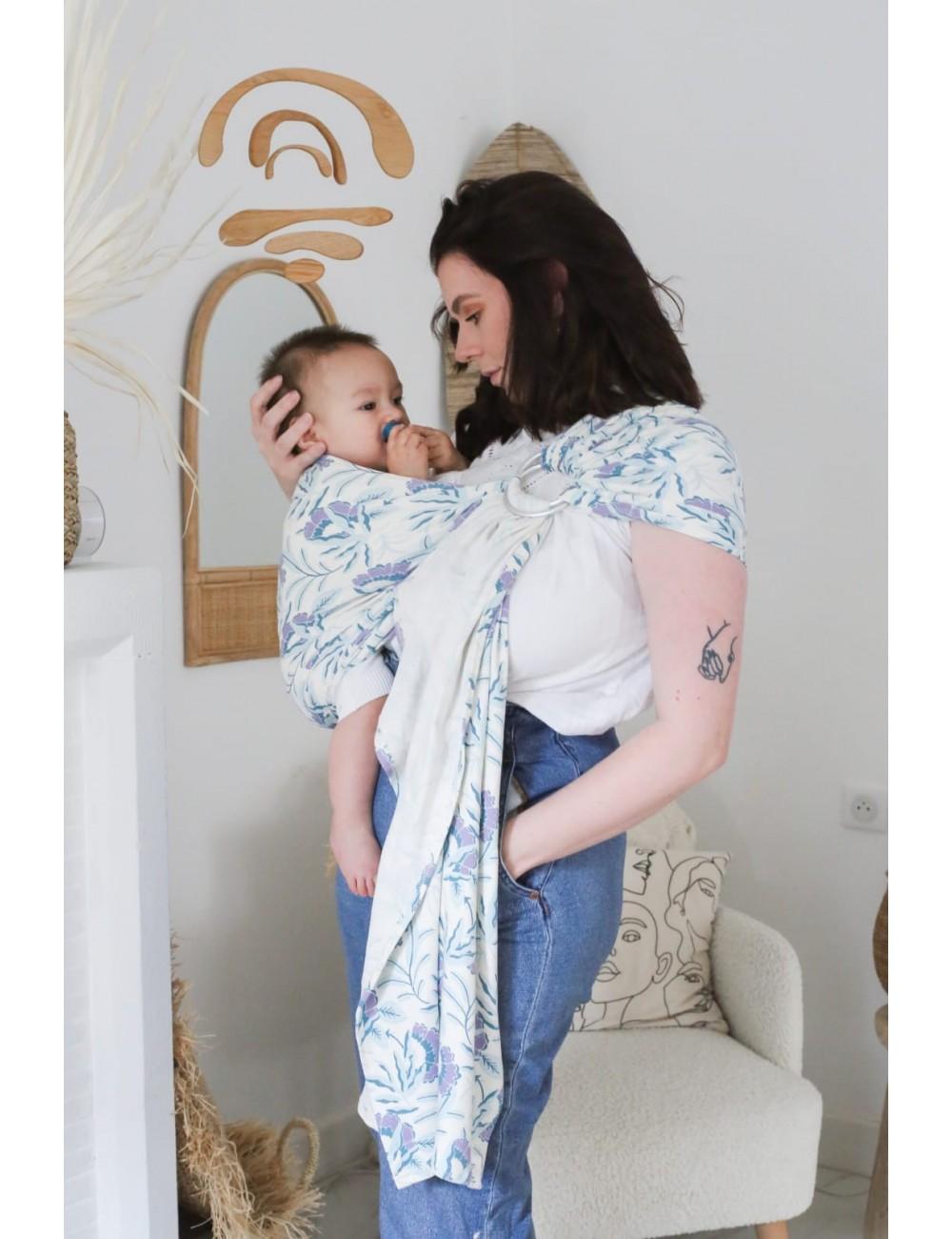 Porte-bébé sling - Padana Lila