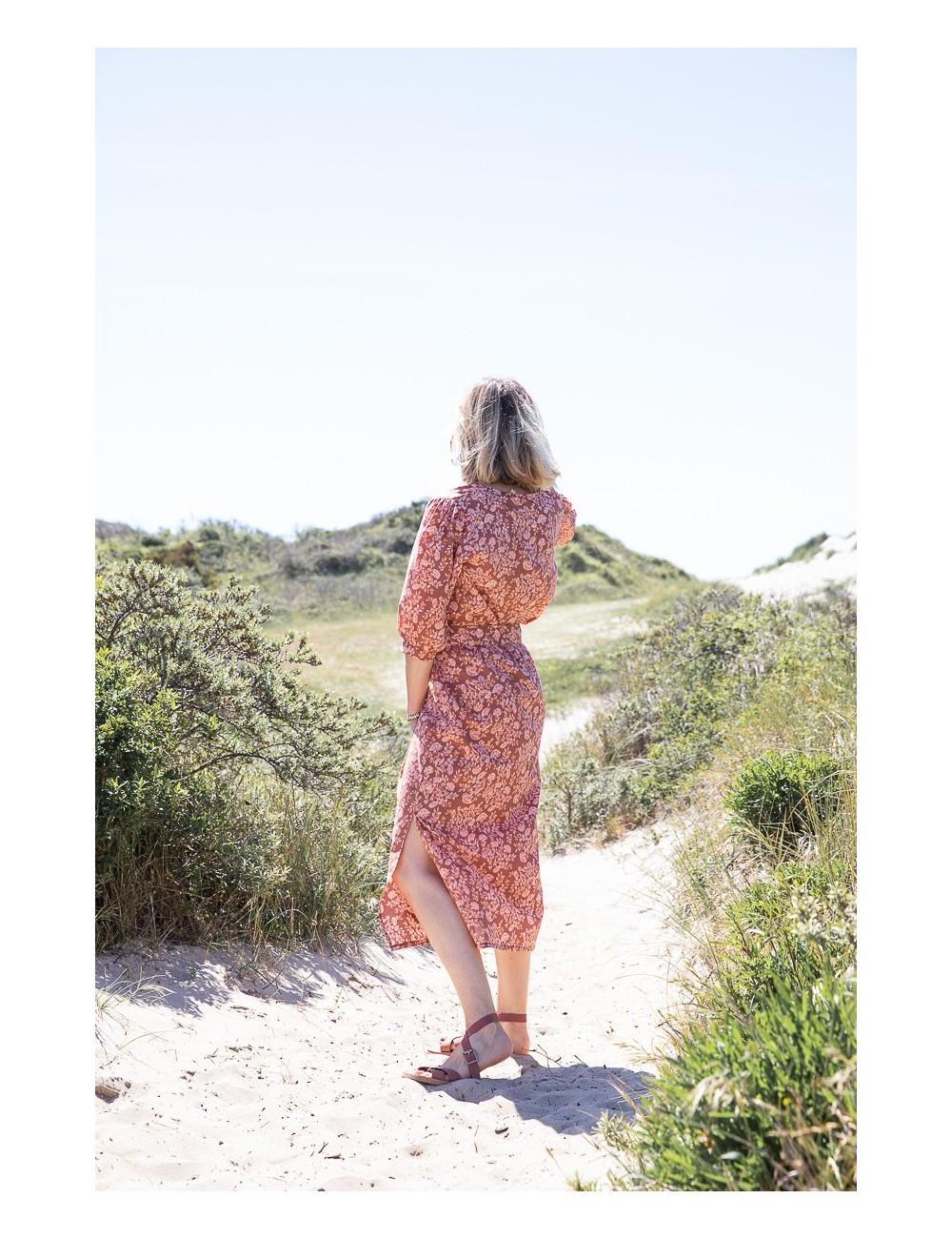 Robe Tilda - Sarika Terracotta