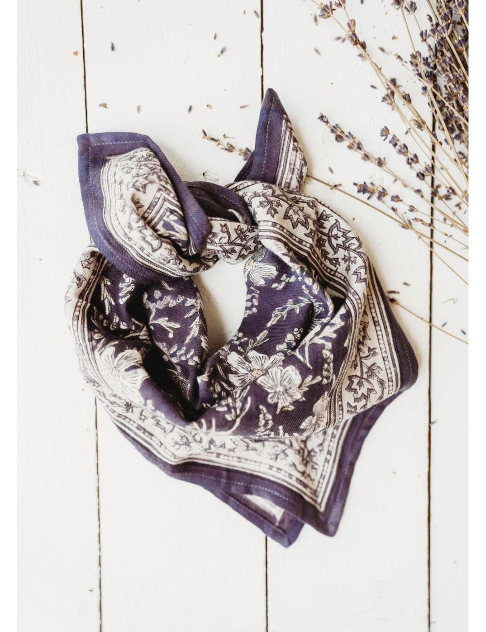 Foulard - Hamelia Iris